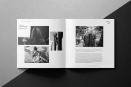 Editorial Design Katholische Kliniken Ruhrhalbinsel