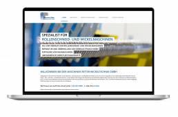 Maschinen-Ritter-Wickeltechnik-Website