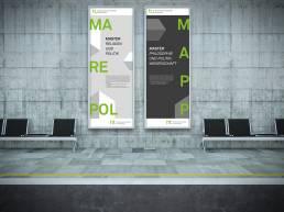Plakatdesign TU Dortmund Humanwissenschaften