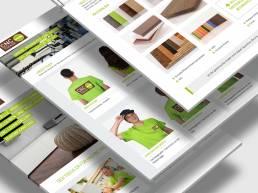 CNC-Tischler Website